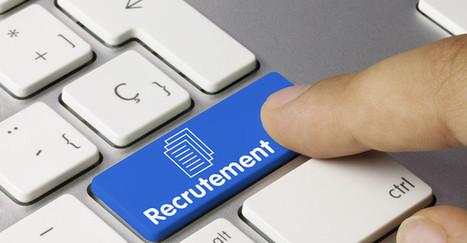 [infographie] Le recrutement passe désormais par les médias sociaux | Recrutement, Emploi 2.0 | Scoop.it