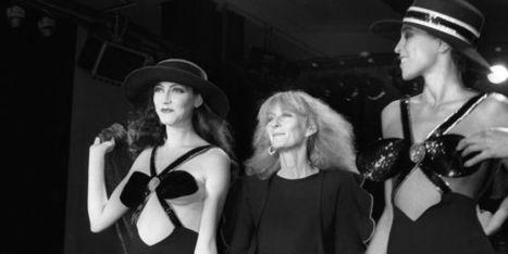 La styliste Sonia Rykiel, créatrice d'une mode libre et insolente, est morte | TdF  |   Culture & Société | Scoop.it