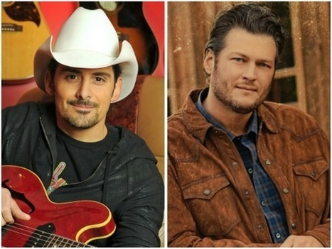 Brad Paisley To Mentor Team Blake On Upcoming Season of 'The Voice' | Country Music Today | Scoop.it