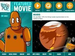 BrainPOP Featured Movie | ColourMyLearning | Scoop.it
