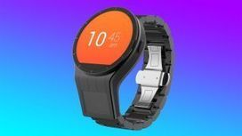 Lenovo introduces Magic View, the first smartwatch with a second screen | Head in the Clouds | Scoop.it