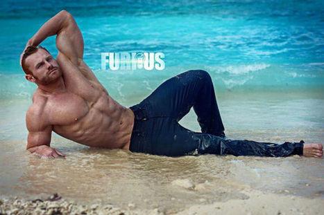 Beefy Caylan Hughes Shirtless by Furios Fotog | Male Model | Scoop.it