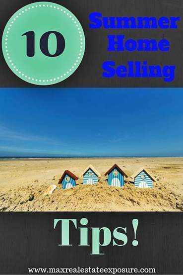 10 Tips for Selling a Home in the Summer | Real-Estate and Home Staging | Scoop.it
