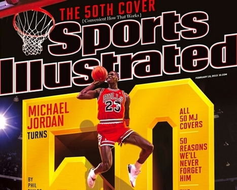 Michael Jordan fête ses 50 ans | Que s'est il passé en 1963 ? | Scoop.it