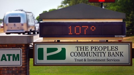 Ongoing Heat Wave in U.S. Rivals Events of Dust Bowl Era | Climate change challenges | Scoop.it