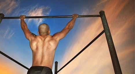 Crank Out More Pullups - Men's Fitness | Health and Fitness Article | Scoop.it