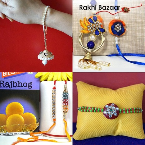 To Send Rakhi to USA and Surprise Brother Residing There is Easy at Rakhibazaar.com! | Rakhi Sepcial | Scoop.it