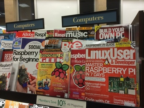 Raspberry Pi magazines - wow! | Div. teknik | Scoop.it