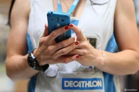 Decathlon accélère la révolution numérique dans ses magasins | Web Innovation | Scoop.it