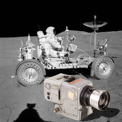 The Only Camera NASA Ever Brought Back from the Moon Will Soon be Auctioned Off   L'actualité de l'argentique   Scoop.it