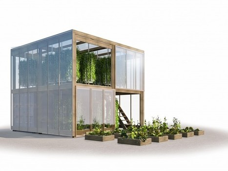 Human Habitat | The Impact Farm | Biourbanism & Smart Design | Scoop.it