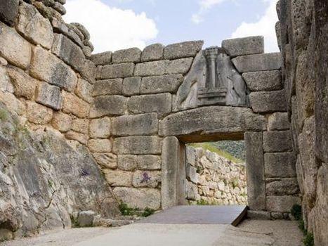 El derrumbe de Micenas y el nacer de la antigua Grecia | Mundo Clásico | Scoop.it