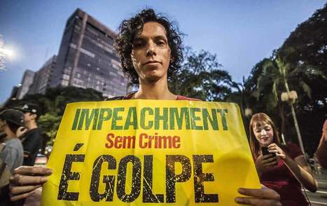 A Slavers' Coup in Brazil? | Saif al Islam | Scoop.it