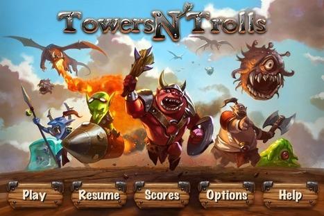 Towers N' Trolls iPhone Download | ruzica | Scoop.it