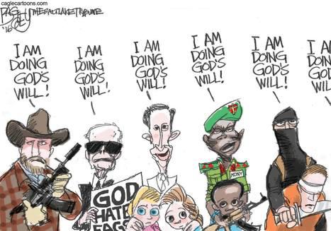 De Avanzada: La voluntad de dios | Religiones. Una visión crítica | Scoop.it