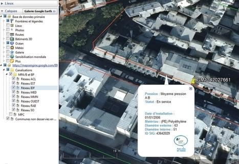 Notre réseau de gaz enrichit ses cartes grâce à Google Maps | gazmaps | Scoop.it