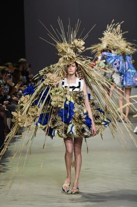 Viktor & Rolf arrête leur ligne de prêt-à-porter | INTERSTYLEPARIS  Fashion News | Scoop.it