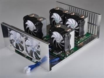 Technology Firm Makes $3 Million in Four Days Selling Bitcoin Mining Hardware, Currently Sold-Out   money money money   Scoop.it