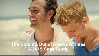 LGBT: The coming out of Alaska Airlines Pays 2096 Percent | Seasons of Pride | Scoop.it