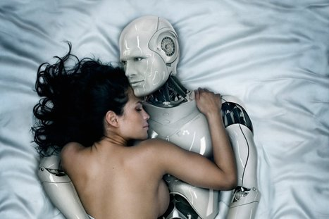 Poll Finds 1 in 5 People Would Have Sex With a Robot   Post-Sapiens, les êtres technologiques   Scoop.it