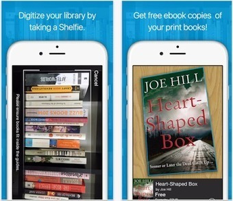 Free Technology for Teachers: Shelfie Helps You Find Ebook and Audiobook Versions of Books | Digital Storytelling Tools, Apps and Ideas | Scoop.it