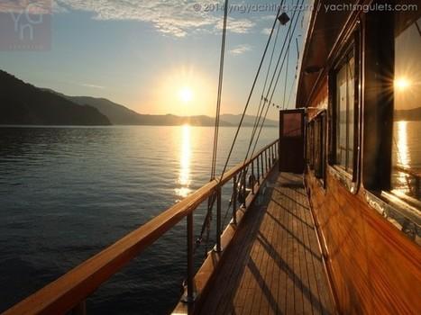 Tekne kiralamalarında ekonomi ve rahatlık önemli diyenlere.. | Yacht Charter & Blue Cruise Destinations | Scoop.it
