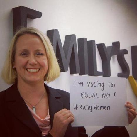 I'm voting for.... | Coffee Party Feminists | Scoop.it