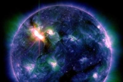 La tormenta solar se intensifica antes de remitir | Reflejos | Scoop.it