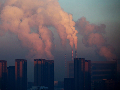 Beijing to Shut All Major Coal Power Plants to Cut Pollution | Sustain Our Earth | Scoop.it