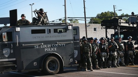 How Congress Helped Create Ferguson's Militarized Police | Criminal Justice in America | Scoop.it