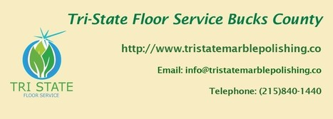 Grout Cleaning and Sealing Services in Bucks County | Tri State Floor Service | Scoop.it