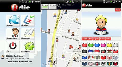 Artie: il social network tutto italiano basato sul GPS - TechGenius | Marketing e social media | Scoop.it