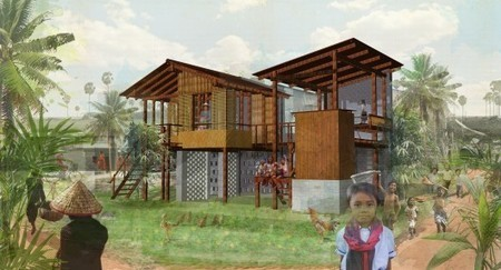 Building Trust International Constructs Sustainable Housing in Cambodia | Architecture écologique | Scoop.it