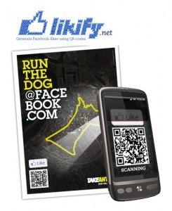 Likify, Un QR code pour aimer les pages Facebook | My Community Manager | Sites et applications pratiques et marrantes | Scoop.it