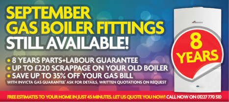 New Boiler Installations Ramsgate, Central Heating Installation & Repairs Herne Bay, Faversham   Central Heating Whitstable, Gas & Electric Fires Installation Ramsgate, Canterbury   Scoop.it