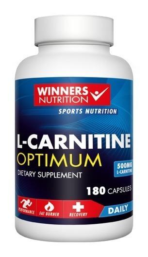 L-Carnitine Optimum   SPORTS NUTRITION   Scoop.it