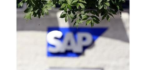 SAP pourrait dépasser ses objectifs 2015 dans le cloud - Challenges.fr | ERP et applications | Scoop.it