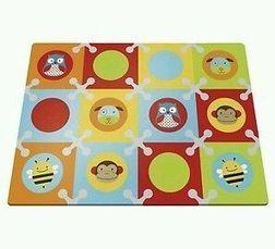 NWOB Skip Hop Playspot Foam Floor Tiles Baby Gym Mats - Zoo Animals | Love My Baby | Scoop.it