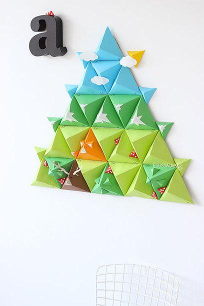 """En attendant Noël...leur """"a""""dvent calendar! (DIY)   Déco   Scoop.it"""