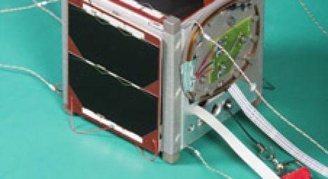 Liège: OUFTI-1 le premier nanosatellite entièrement belge - RTBF Regions | Social Media - cinema - technology | Scoop.it