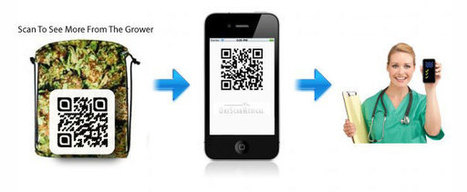 QR Codes for Weed - Supply and Services | QR CODE Advertising | Scoop.it