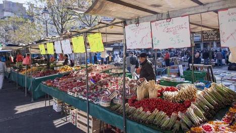 Les meilleurs marchés de Paris | Mes coups de cœur FLE | Scoop.it