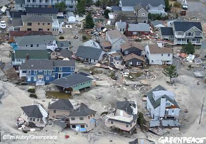 Is Hurricane Sandy a 'Cuyahoga River Moment' for Climate Change? | EcoWatch | Scoop.it