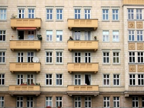 Berlin's Bold New Affordable Housing Plan Stops the Rent From Getting Too Damn High | BerlINURA | Scoop.it