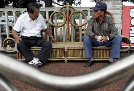 Lie detectors, solitary: How South Korea screens refugees | SocialAction2015 | Scoop.it