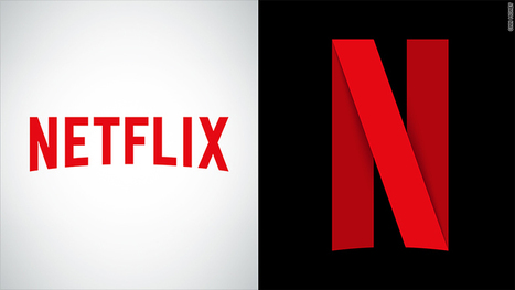 Netflix unveils new app logo to add branding 'pizzazz' | Brand Marketing & Branding | Scoop.it