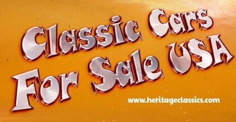 classic car buyers | Classic Cars Online | Scoop.it