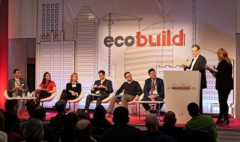 Ecobuild is evolving too... | Natural & Organic Business Journal | Scoop.it