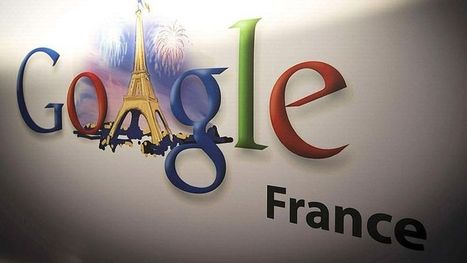 La France inflige une amende record à Google - Le Figaro | IT News | Scoop.it