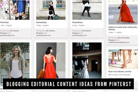 Blog Tip: 5 Ways To Get Blog Post Ideas From Pinterest | IFB | Pinterest | Scoop.it